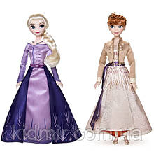 Набор кукол дисней Анна и Эльза Холодное сердце