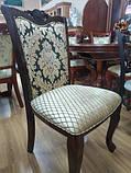 Комплект столовый ЛИССАБОН (Стол+6стульев+2 кресла), фото 5