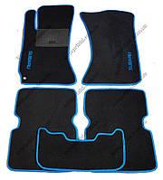 Текстильные коврики в салон Subaru Forester 1997-2002, 5шт. (Украина, ML)