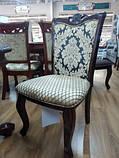 Комплект столовый ЛИССАБОН (Стол+6стульев+2 кресла), фото 7