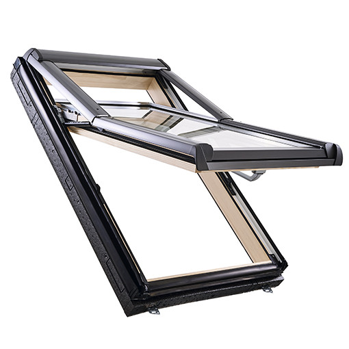 Мансардные окна Roto Designo R75H WD