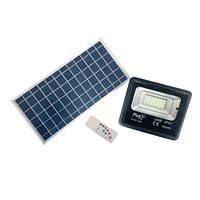 Світлодіодний прожектор 20W з сонячною панеллю