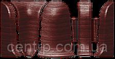 Фурнитура (комплектующие)  для ПВХ плинтуса Идеал Комфорт