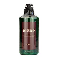 Бальзам для волос с маслом черного тмина EUNYUL Black Seed Therapy-Treatment