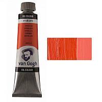 Краска масляная Royal Talens Van Gogh, (311) Киноварь, 40 мл (2053113)