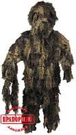 """Маскировочный халат MFH """"Ghilli Suit"""" woodland 07703T"""