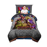 Комплект постельного белья двухсторонний Пять ночей с Фредди Franco Five Nights at Freddy's