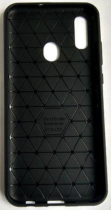 Силіконовий чохол для Huawei P Smart 2019 black, фото 2