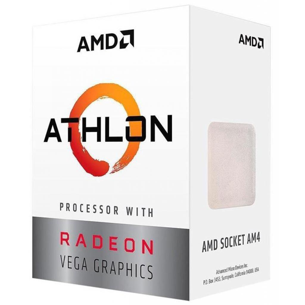 Процессор AMD Athlon 200GE (YD200GC6FBBOX) .
