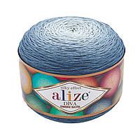 Alize Diva Ombre Batik джинс № 7379, фото 1