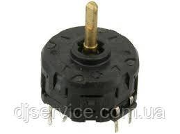 Джойстик (encoder) HOSIDEN HXW1723 10mm, 8p для автомагнитол Pioneer DEH-P65BT, DEH4050UB KENWOOD KDC 5047
