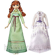 Лялька Ганна Холодне серце з набором одягу Anna Frozen Hasbro Disney