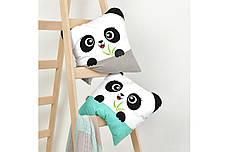 Декоративная подушка ПАНДА, фото 2