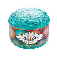 Alize Diva Ombre Batik № 7370