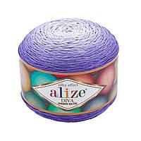Alize Diva Ombre Batik № 7378