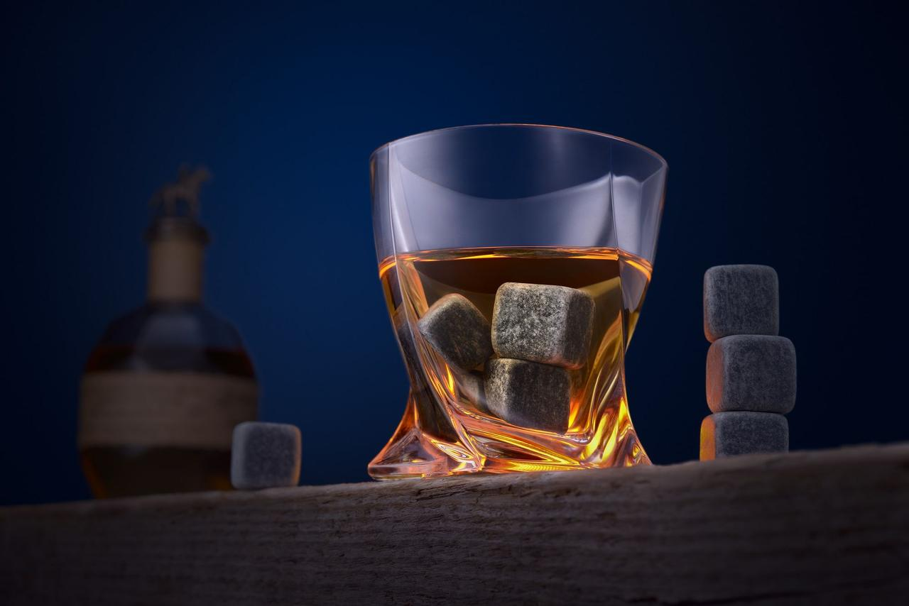 Камни для для охлаждения виски и напитковWHISKY STONES(Виски Стоунс)