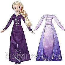 Лялька Ельза Холодне серце з набором одягу Elsa Frozen Hasbro Disney