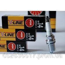 Свеча зажигания NGK V-LINE NR14 6465
