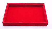 Ювелирный дисплей BOXSHOP Красный
