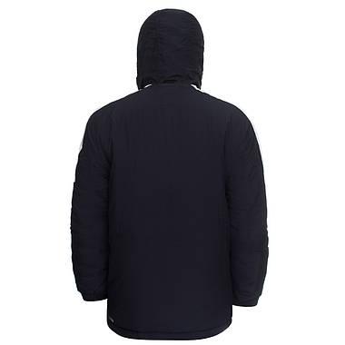 Куртка Puma Esito Stadium Jacket 652602 L Navy, фото 2