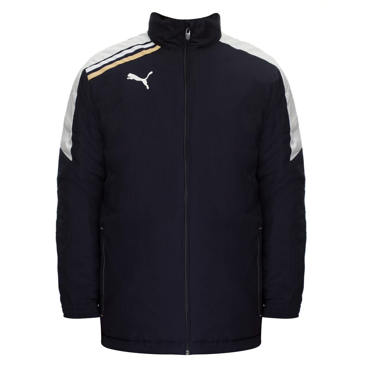 Куртка Puma Esito Stadium Jacket 652602 L Navy