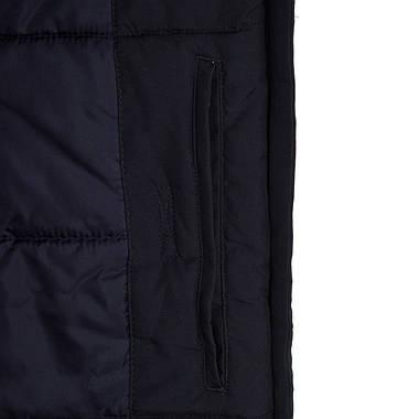 Куртка Puma Esito Stadium Jacket 652602 L Navy, фото 3