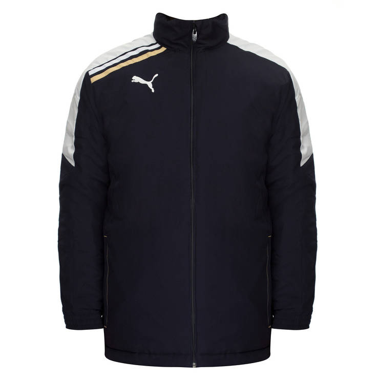 Куртка Puma Esito Stadium Jacket 652602 S Navy, фото 2