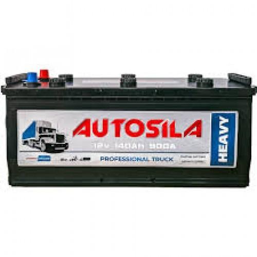 Аккумулятор 140Ah 900A Autosila