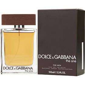 Мужская туалетная вода Dolce&Gabbana The One  | Дольче Габбана Зе Ван Реплика
