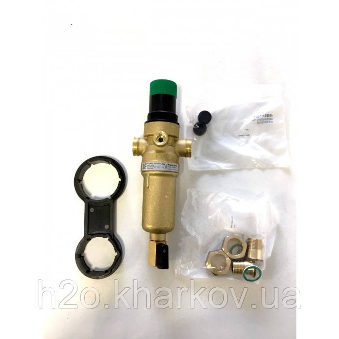 Комбінований фільтр тонкого механічного очищення Honeywell FK06-1/2AAM