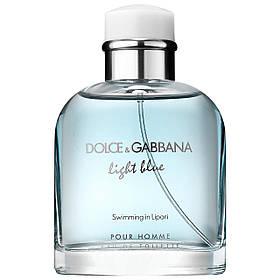 Мужская туалетная вода Light Blue Living Stromboli Dolce&Gabbana (свежий аромат)  | Реплика