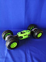 Машинка перевертыш Dance Monster (Green), фото 2