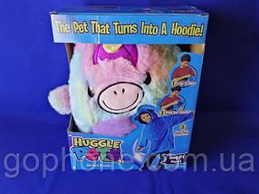 Дитяча толстовка - іграшка Snuggly Putty 3-11 years (Єдиноріг)