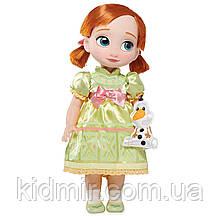 Кукла Анна Холодное сердце Аниматоры Дисней Disney Animators