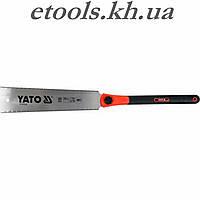 Ножовка по дереву двусторонняя японская Yato YT-31310