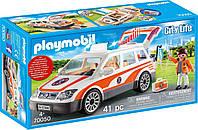 Playmobil 70050 Emergency Car Плеймобил  Машина скорой помощи реанимобиль