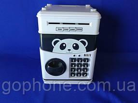 Сейф - игрушка с кодом Панда