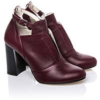 Туфли La Rose 2225 36(24,2см) Бордовая кожа
