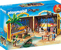 Playmobil 70150 Take Along Pirate Island  Плеймобил Пиратский остров