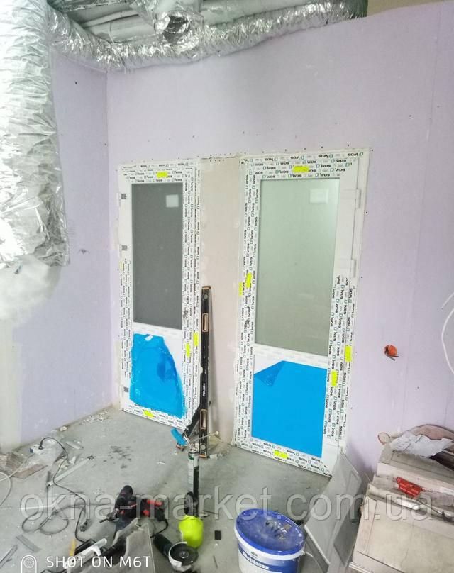 Межкомнатные пластиковые двери WDS