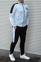 Мужской спортивный костюм PRM двухцветный
