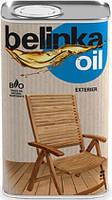 Пропитка для дерева на основі олій Belinka Oil Exterier (0,5 л)