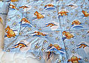 Одеяло силиконовое демисезонное Мишка, фото 4