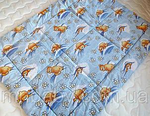 Одеяло силиконовое демисезонное Мишка