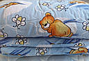 Одеяло силиконовое демисезонное Мишка, фото 7
