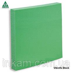 Віброізолюючі опори Vibrofix Block 15/25 (50х50х25мм)