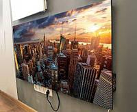 Керамическая панель дизайнерская 900 Вт FLYME FD900P, фото 1