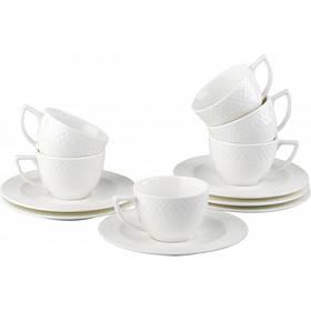 Сервиз чайный WILMAX Julia Vysotskaya  12 предметов Color 880105/6 WL