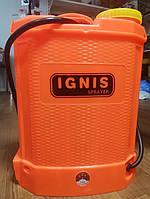 Опрыскиватель аккумуляторный IGNIS 14 л (New), фото 1