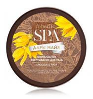 Шоколадная маска-обертывание для волос Faberlic «Дары Майя»